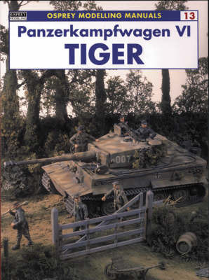 Panzerkampfwagen VI Tiger by Rodrigo Hernandez Cabos image
