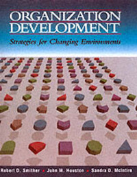 Organizational Development by Robert D. Smither image