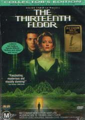 The Thirteenth Floor on DVD