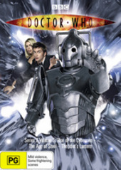 Doctor Who (2006) - Series 2: Vol. 3 on DVD