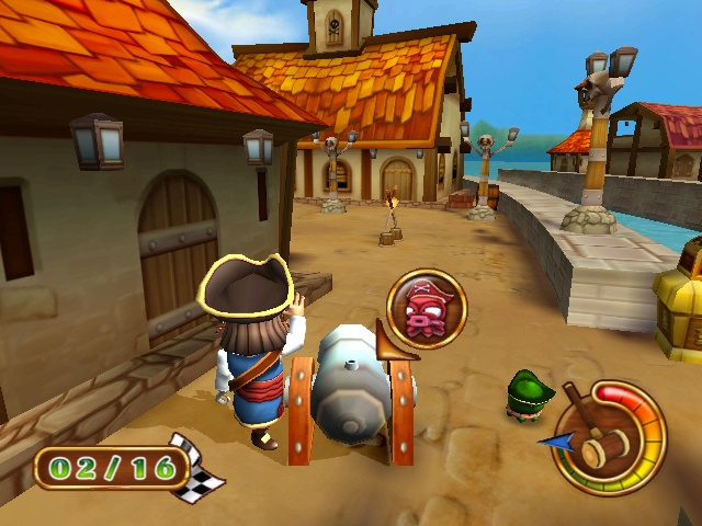 Pirates: Hunt for Blackbeard's Booty for Nintendo Wii image