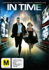 In Time on DVD