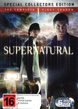 Supernatural - The Complete 1st Season: Special Collector's Edition (6 Disc Set) DVD