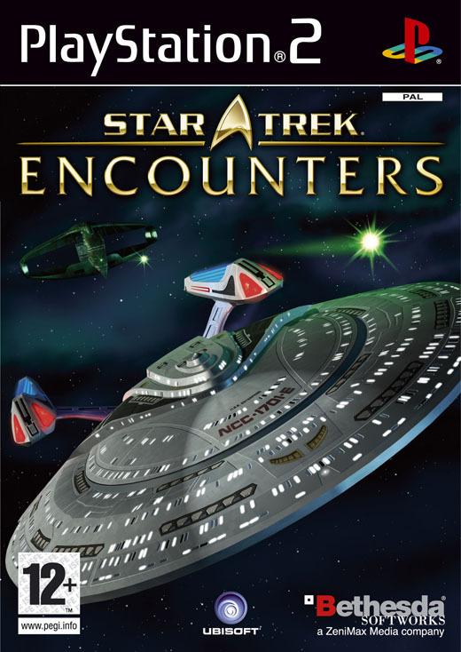 Star Trek: Encounters for PlayStation 2