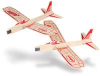 "Jetfire Glider Twin Pack 12"""