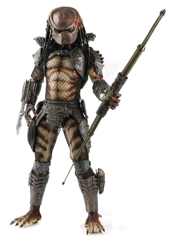 Predators: City Hunter - 18″ Action Figure