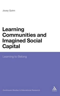Learning Communities and Imagined Social Capital by Jocey Quinn image