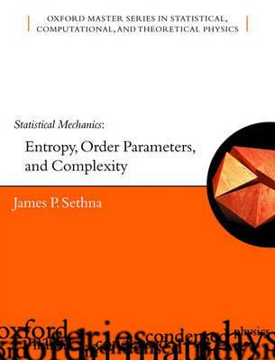Statistical Mechanics by James Sethna