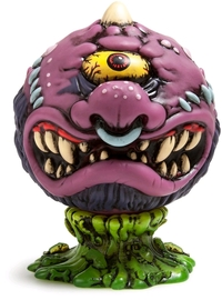 Madballs - Horn Head Medium Vinyl Figure