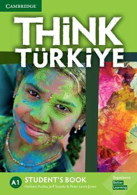 Think Turkiye A1 Student's Book by Herbert Puchta image