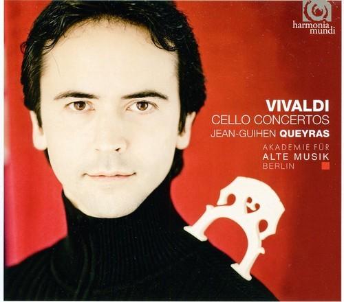 Cello Concertos / Sinfonias 6 & 12 by Jean-Guihen Queyras image