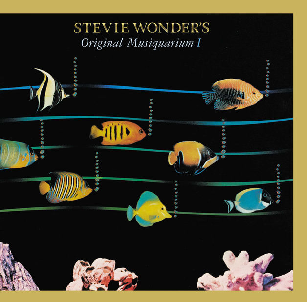 Original Musiquarium I by Stevie Wonder