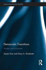 Democratic Transitions by Gary A Stradiotto image
