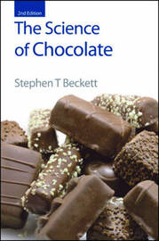 The Science of Chocolate by Stephen T. Beckett image
