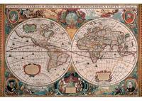 Ravensburger 5000pc Puzzle - Historical World Map