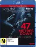 47 Meters Down on Blu-ray