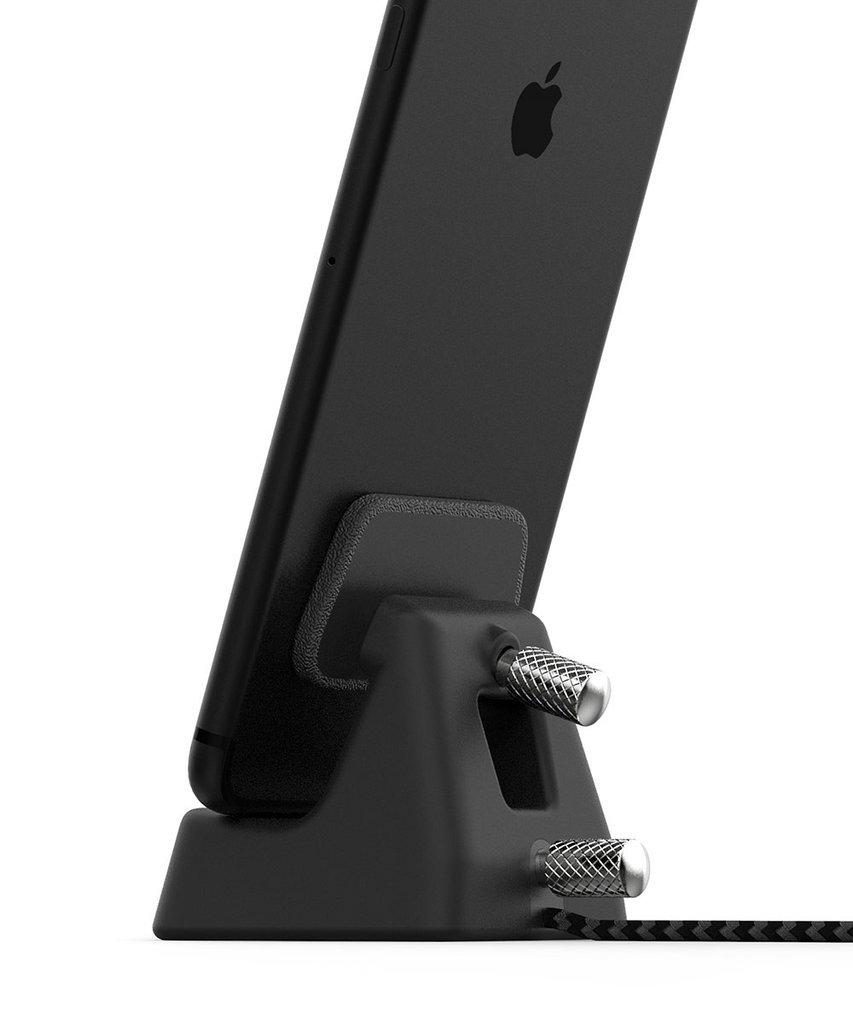 ElevationLab Dock4 - Black/Silver image
