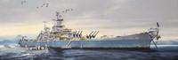 Trumpeter 1/200 USS Missouri BB-63 - Scale Model