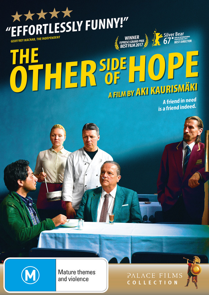The Other Side Of Hope on DVD image