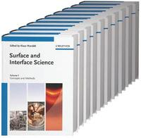 Surface and Interface Science: 10 Vol Set by Klaus Wandelt
