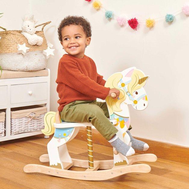 Le Toy Van - Rocking Unicorn Carousel