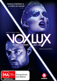 Vox Lux on DVD