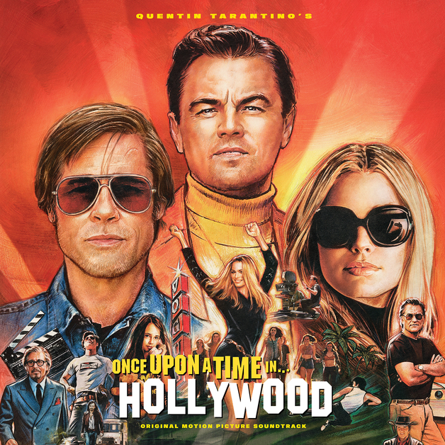 Once Upon A Time In Hollywood (Original Soundtrack) by Various