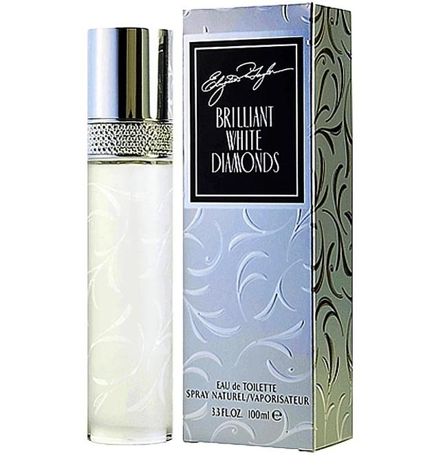 Elizabeth Taylor - Brilliant White Diamonds (100ml EDT)