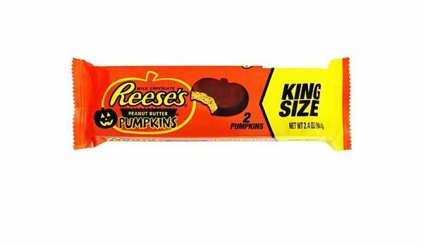 Reese's Peanut Butter King Size Pumpkins (34g)