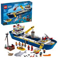 LEGO City: Ocean Exploration Ship - (60266)