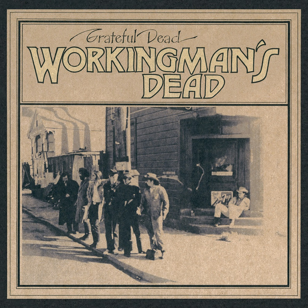 Workingman's Dead - 50th Anniversary Edition (Picture Disc Vinyl) by The Grateful Dead