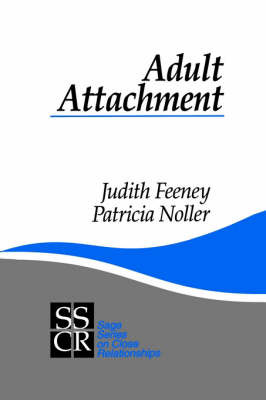 Adult Attachment by Judith A. Feeney image