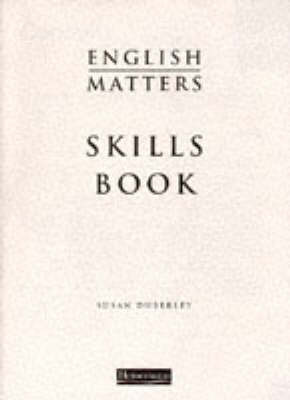 English Matters: Workbook by Susan Duberley image