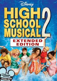 High School Musical 2 on DVD image
