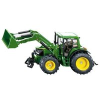 Siku: John Deere 6820 Tractor with Front Loader - 1:32