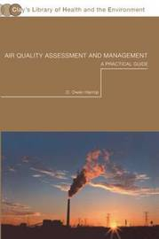 Air Quality Assessment and Management by Owen Harrop image