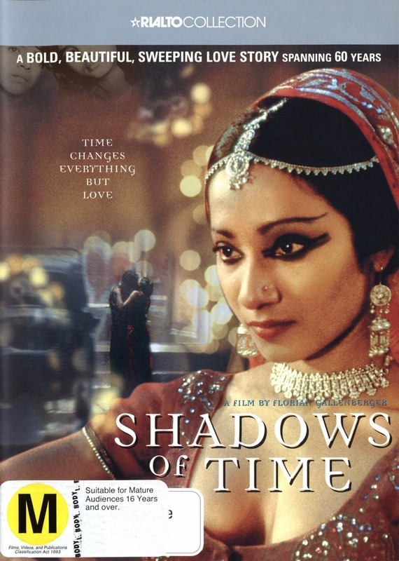 Shadows Of Time on DVD