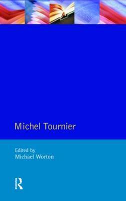Michel Tournier by Michael Worton image