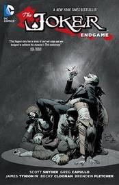 The Joker Endgame by Scott Snyder