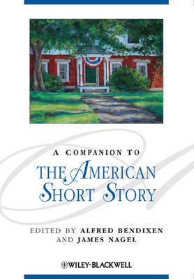 A Companion to the American Short Story image