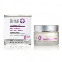 Manuka Doctor ApiNourish Restoring Night Cream (50ml)