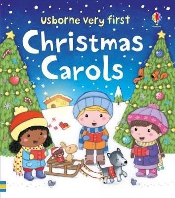 Christmas Carols by Felicity Brooks