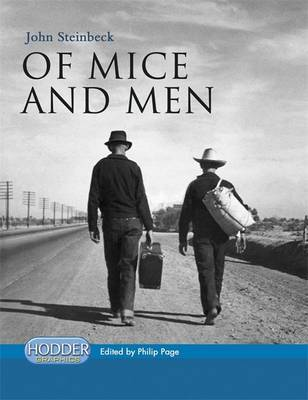 Hodder Graphics: Of Mice and Men by Philip Page image