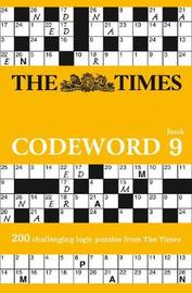 The Times Codeword 9 by The Times Mind Games