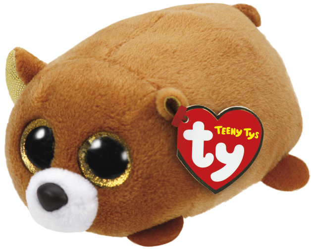 Ty Teeny: Windsor Brown Bear - Small Plush