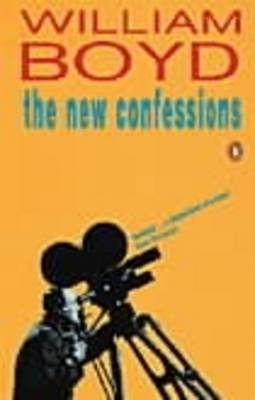 The New Confessions by William Boyd image