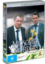 Midsomer Murders - Season 8: Part 2 (2 Disc Box Set) on DVD