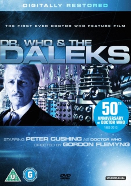 Doctor Who & the Daleks on DVD