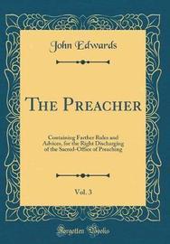 The Preacher, Vol. 3 by John Edwards image