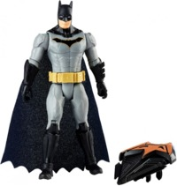"Batman Knight Missions: 6"" Action Figure - Batman"